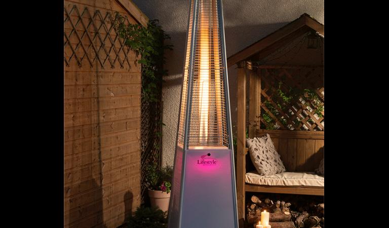 Now Stocking Lifestyle Leisure Patio Heaters