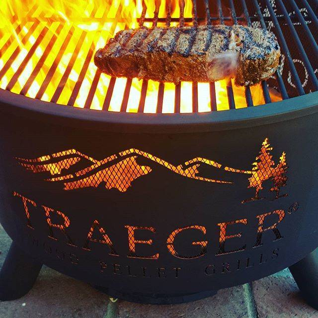 Traeger Outdoor Fire Pit - Traeger Outdoor Fire Pit – Great Outdoors BBQ Co