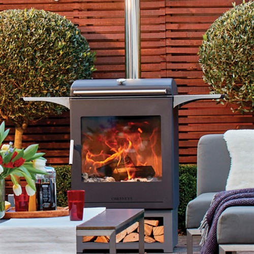 Gas Patio Heaters – Great Outdoors BBQ Co